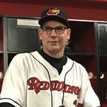New Red Wings manager Joel Skinner has connection with Billy Martin, Naomi Silver