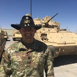 Lt. Col. Mike Zopfi loved coming to work every day while leading Bliss' 2-13 Cav