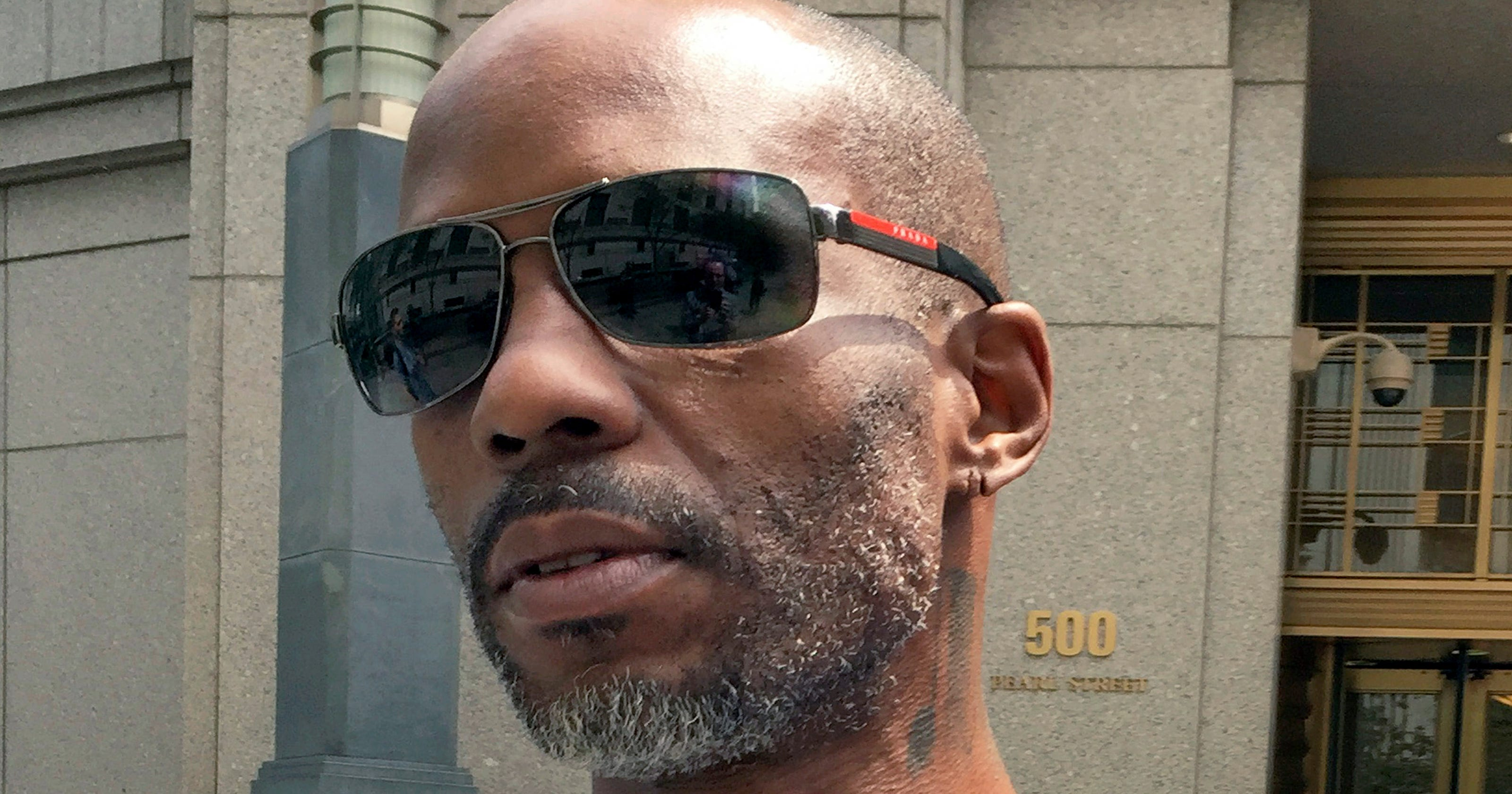 DMX Faces The Music Serenaded By Judge Gets Yearlong Prison Sentence
