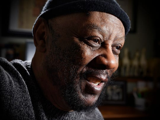 "Singer Willie West talks Thursday, Jan. 14 about his song ""Baby, Baby I Love You"" which gets played in the movie ""Joy"" with Jennifer Lawrence. West is from Louisiana but now lives in St. Cloud."