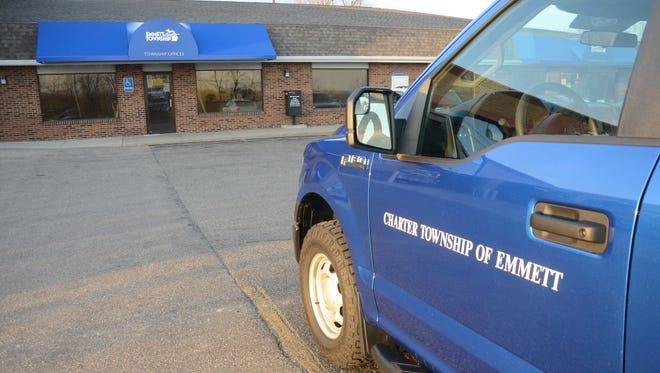Emmett Township offices