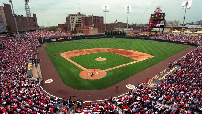AutoZone Park, home of the Memphis Redbirds, will soon be hosting professional soccer as well.