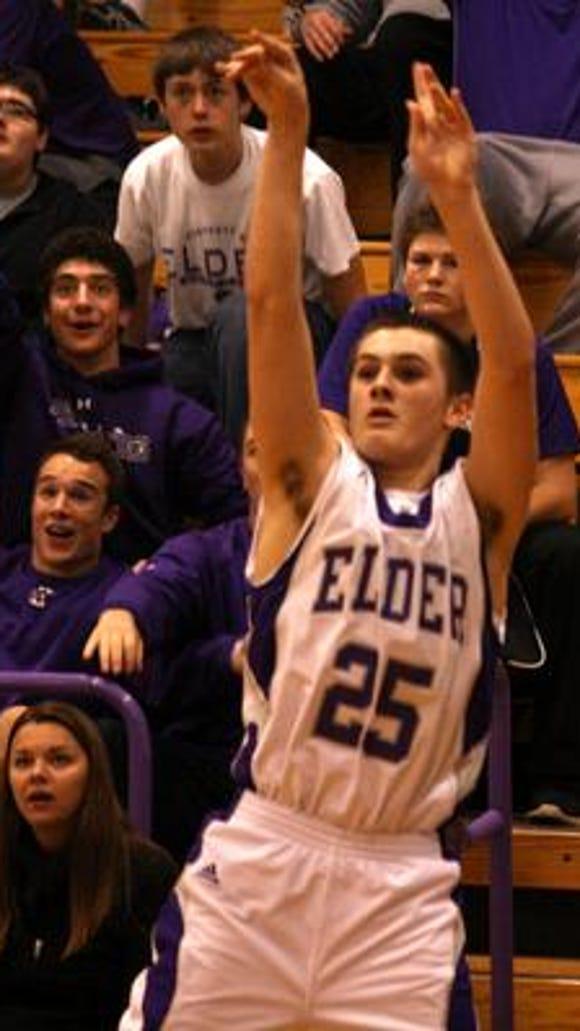 Frankie Hofmeyer's shot helped Elder defeat Moeller