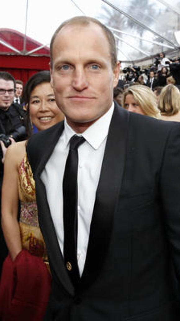Woody Harrelson at the 2010 Academy Awards.
