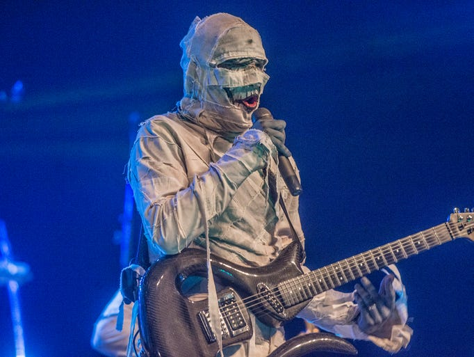 Here Come The Mummies, an undead band 5,000 years in