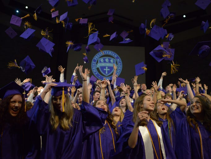 Christ Presbyterian Academy holds their 27th Commencement