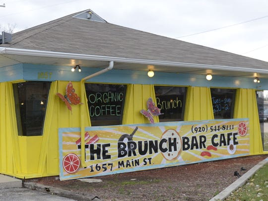 The Brunch Bar Cafe is open at 1657 Main St., Green Bay.