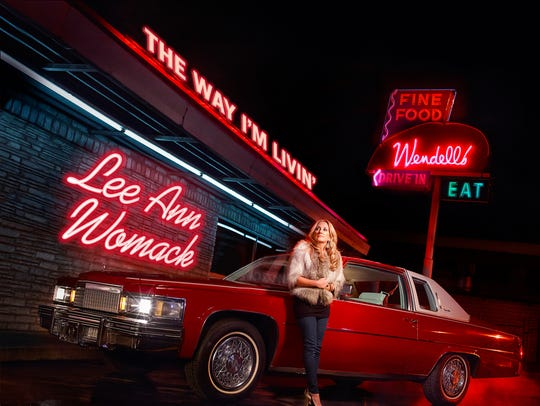 Lee Ann Womack's 'The Way I'm Livin'' earned a Grammy