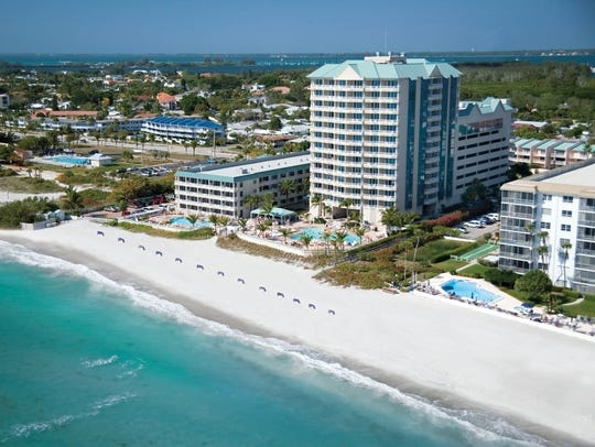 Lido Beach Resort in Sarasota