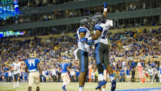 Memphis players have had a lot to celebrate in 2015, but they need to keep winning.