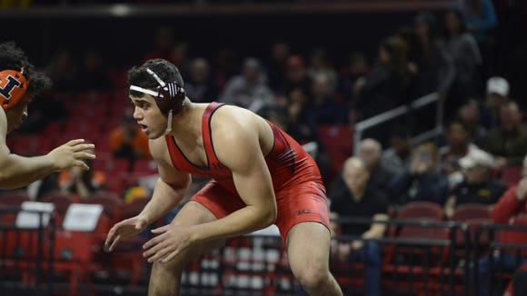 Mamaroneck native Youssif Hemida was named a captain for the University of Maryland wrestling team as a sophomore.