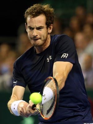 The Davis Cup final will be played on clay, Andy Murray's least favorite surface.