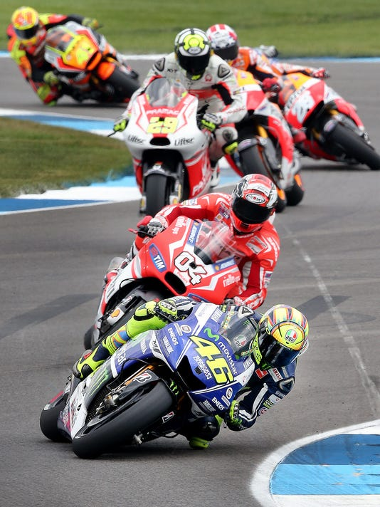 INI Moto GP notes