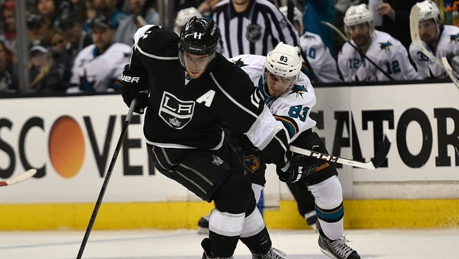The Kings and Sharks will open up their 2014-15 campaign against each other.