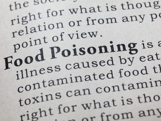 definition of Food Poisoning
