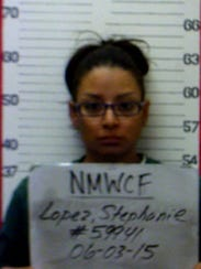 Stephanie Rene Lopez, the mother convicted in the brutal