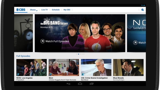 CBS's All-Access App is one of many video streaming services. Video streaming companies are governed by many legal and logistical issues when showing content in other countries.