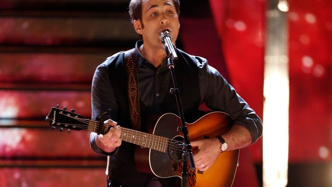 "Joshua Davis is in ""The Voice"" final four."