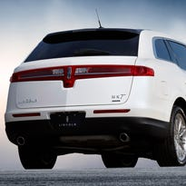 The Lincoln MKT crossover.
