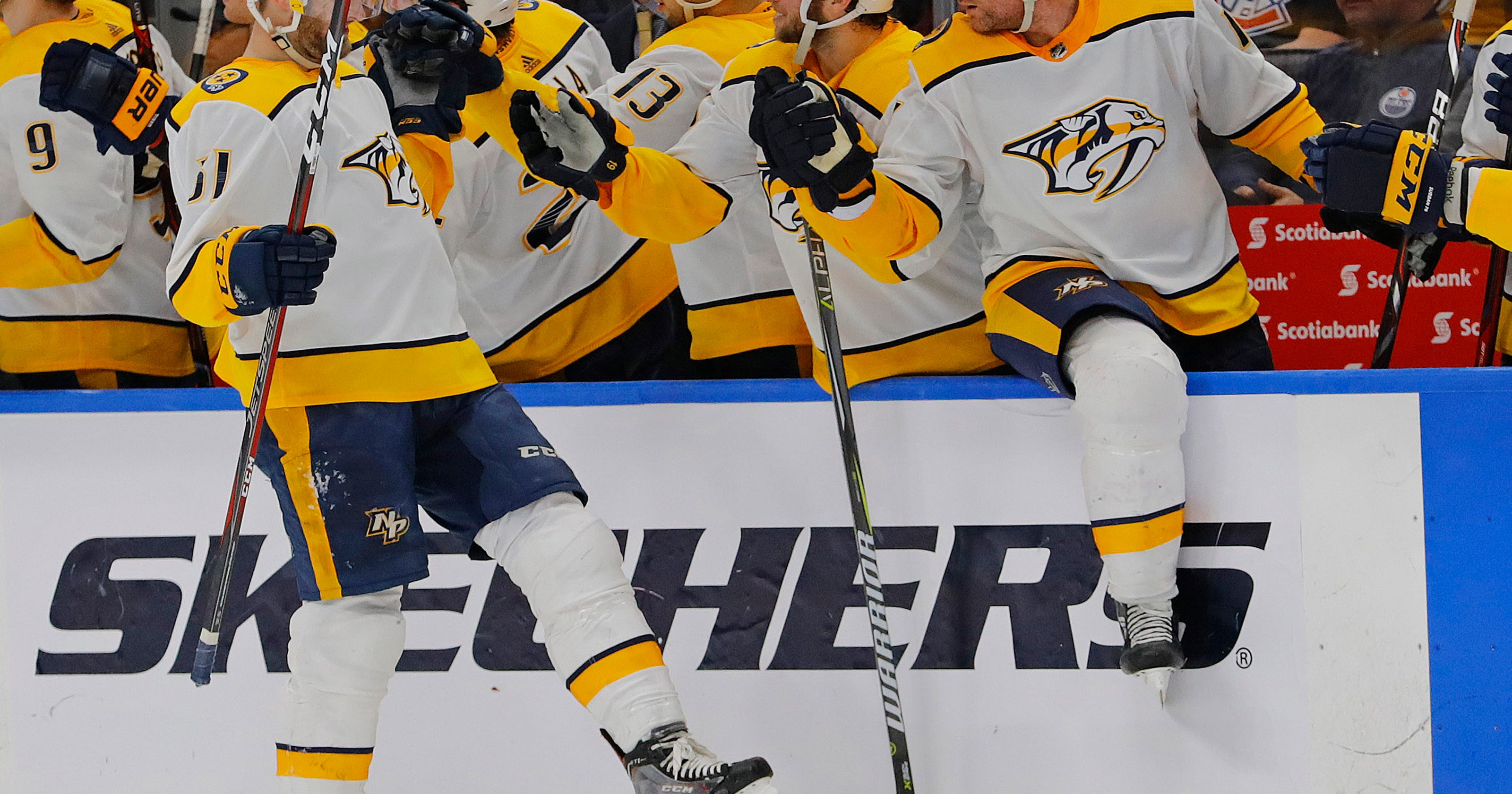 Predators honored to share in NHL record for GM David Poile 5fad2890d