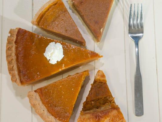 Pie Tasting