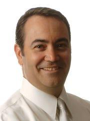 Chuck Miller, partner in Tuck-Hinton