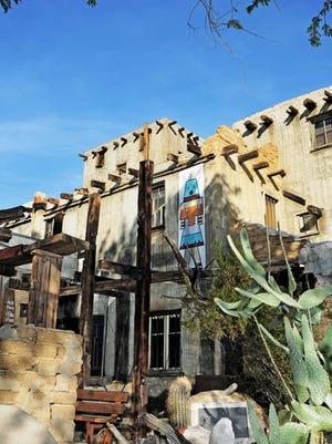 Cabot's Pueblo Museum in Desert Hot Springs is a school district partner in the arts.