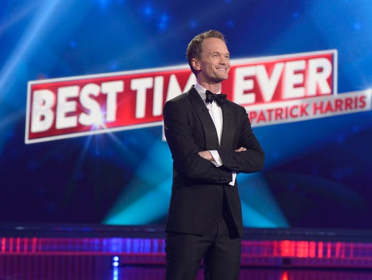 BEST TIME EVER WITH NEIL PATRICK HARRIS -- Episode