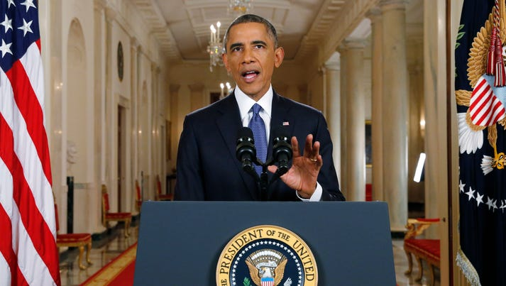 President Obama announces executive actions on immigration