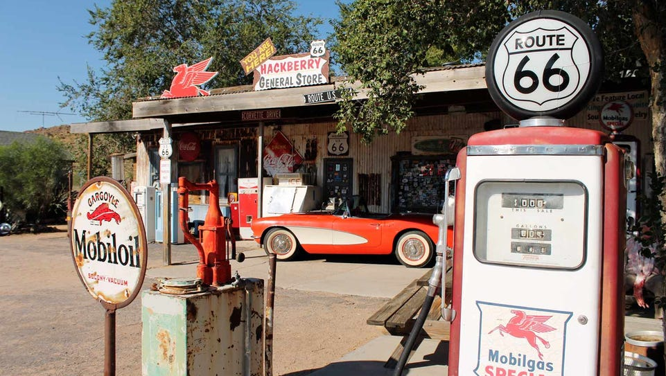 Hackberry General Store credit Arizona Office of Tourism