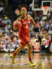 Lexie Brown and Maryland reached the Final Four last