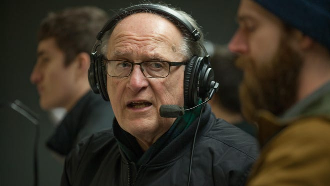 Broadcast George Commo has called games in Vermont since the 1970s.
