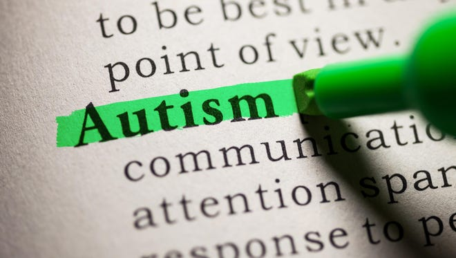 The rate for kids with autism has risen to 1 in 45 in 2017.
