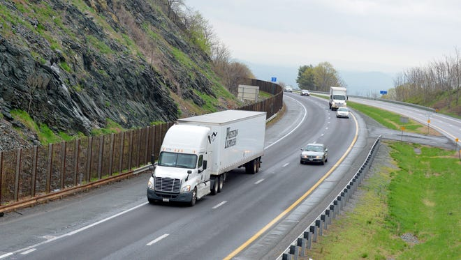 Driving in the left lane on state highways without a good reason could now result in a $100 fine.