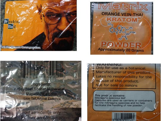 Synthetic cannabinoids are sold under various brand