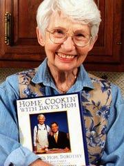 Dorothy Mengering, better known as David Letterman's