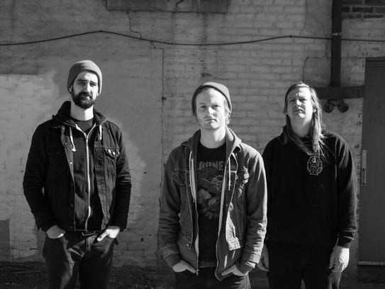 Des Moines-based outfit Druids celebrates 10 years of being a band this March.