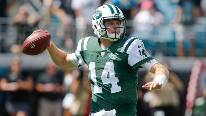 Sam Darnold's stats have been ugly. But the Jets' rookie quarterback is making progress.
