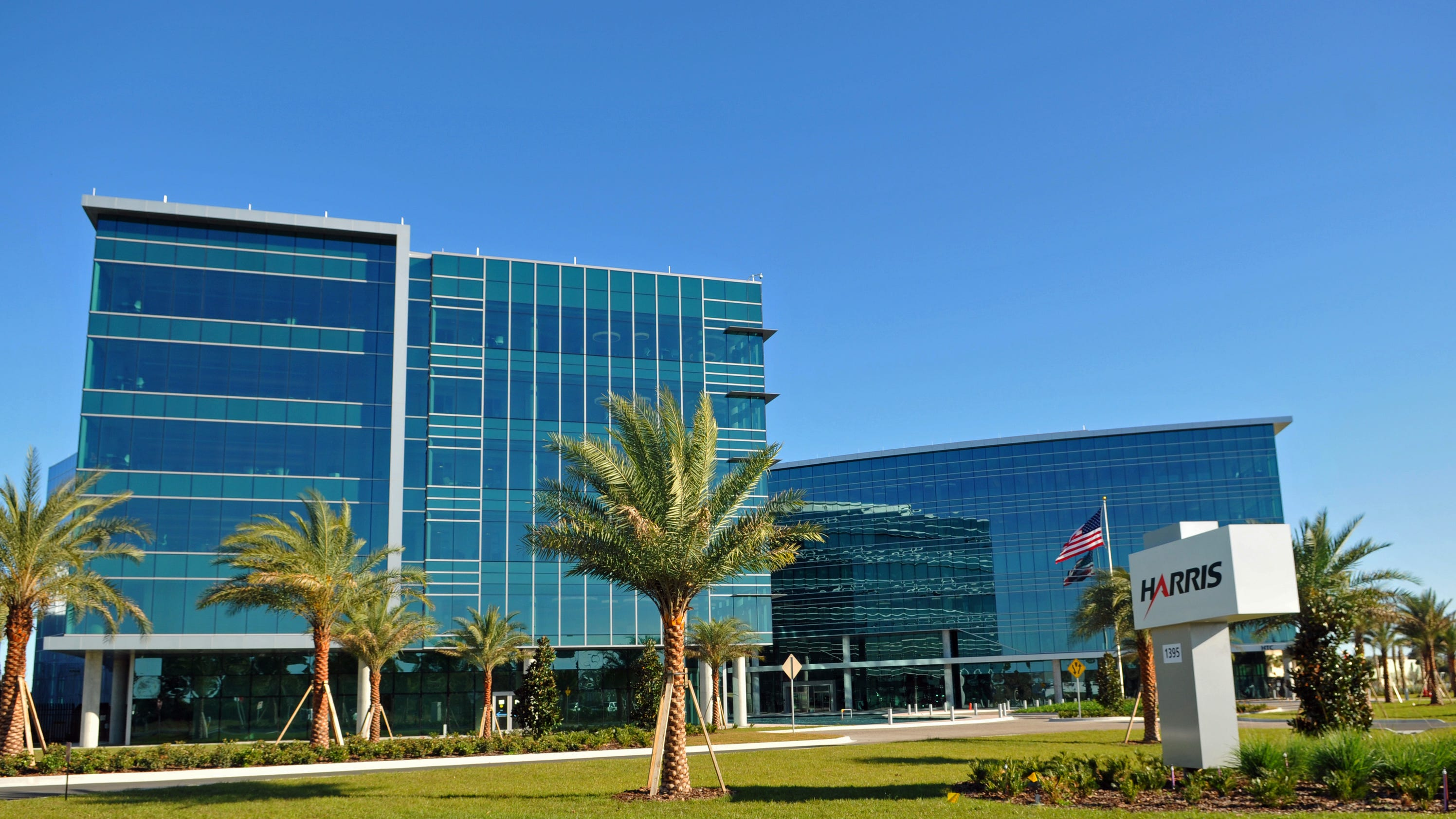 Harris Unveils State Of Art Facility In Palm Bay