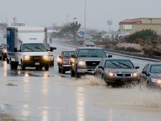 AP CALIFORNIA STORMS A CA