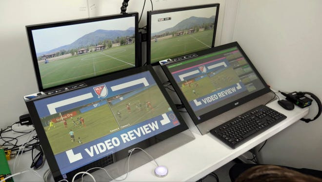 VAR played a profound role in two Major League Soccer games during its first weekend of use.