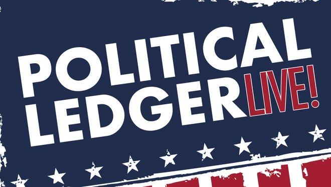 Political Ledger LIVE!