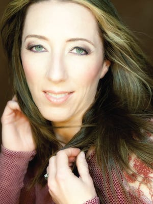 Victoria Banks performs Friday at Texas A&M University-Corpus Christi's Performing Arts Center.