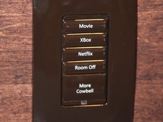 Light switches have evolved from just turning on a