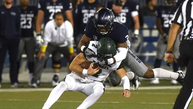 Since the Nevada-Hawaii series resumed in 2000, the Wolf Pack has won eight of the nine games played at Mackay Stadium.