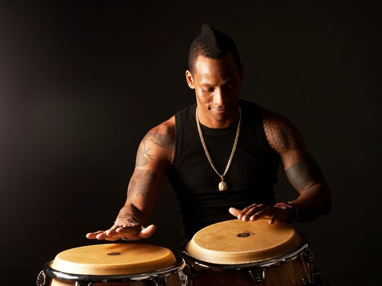 Lawrence World Music Series will feature Pedrito Martinez Group on Wednesday.