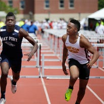After finishing second all year to identical twin brother, West Allis Central's Kelvon Johnson wins on biggest stage at state meet