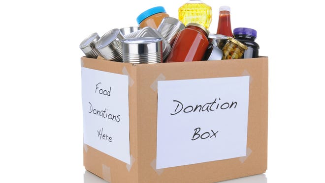 A food drive will collect donations at TCC  stores across the Upstate.