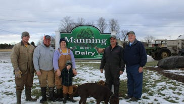 History Space: 100 years of dairy farming in Swanton