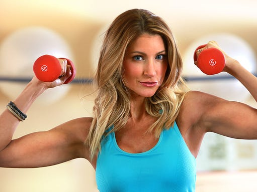 Fitness gurus who will whip you into swimsuit shape